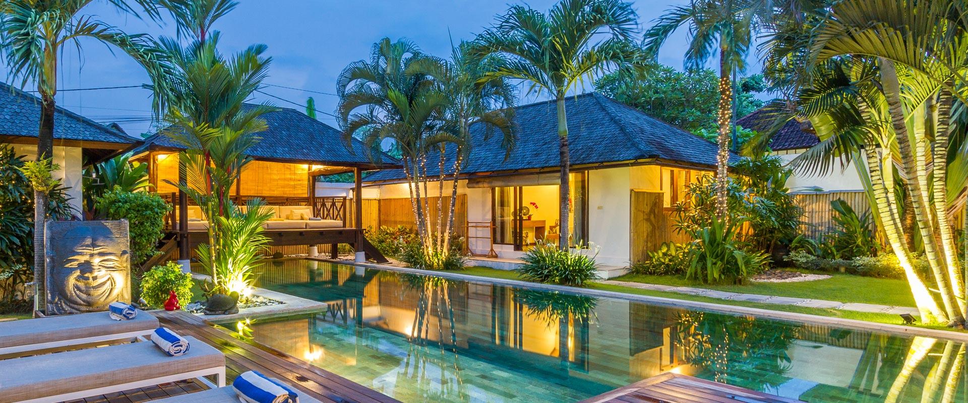 Location Maison Bali villa bali b, superbe villa avec une situation exceptionnelle à